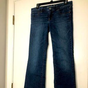 American Eagle jeans Favorite Boyfriend size 8R
